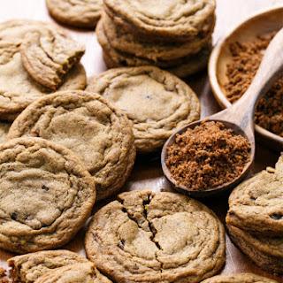 Chewy Muscovado Sugar Cookies.