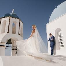 Fotógrafo de bodas Lesya Oskirko (Lesichka555). Foto del 05.09.2016