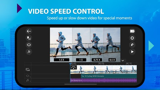 PowerDirector Video Editor App Best Video Maker APK Download 4
