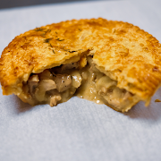 Maple Apple Chicken Savoury Pie