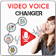 Video Voice Changer - Audio filters & Effects
