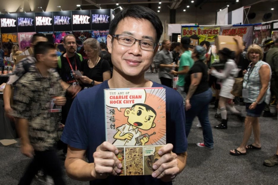RISD Standouts at Comic-Con