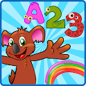 Preschool Kids Learning Games: ABC, Numbers, Color icon