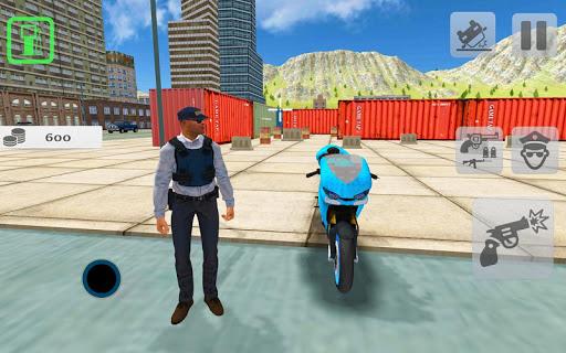 Télécharger Police Crime Simulator - Police Car Driving  APK MOD (Astuce) screenshots 1