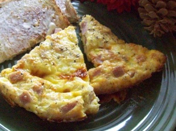 Spam And Velveeta Quiche( A.k.a.redneck Quiche) Recipe