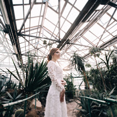 Wedding photographer Inga Kagarlyk (ingalisova). Photo of 26.12.2018
