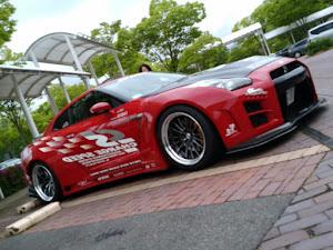 NISSAN GT-R  R35のカスタム事例画像 Chargespeed GT-Rさんの2018年04月16日05:07の投稿