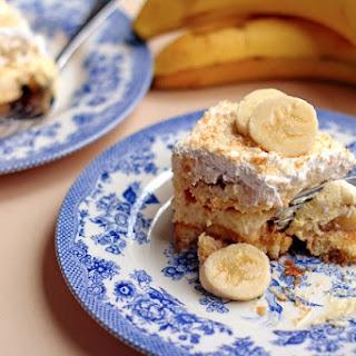 Banana Pudding Tiramisu