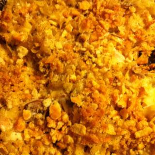 Chicken Noodle Casserole.