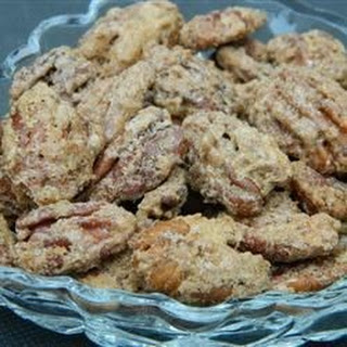 Roasted Pecans Brown Sugar Recipes