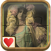Jigsaw Solitaire Victorian