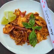 Chicken + Shrimp Pad Thai