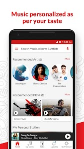 Wynk Music - Download & Play Songs & MP3 for Free 2.10.2.2