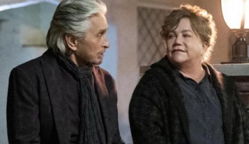 Romancing 'The Kominsky Method': Michael Douglas and Kathleen Turner reunite
