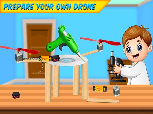 Science Experiment Lab: Crazy Scientist Fun Tricks apkmr screenshots 14