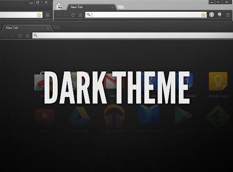 Dark Theme v3