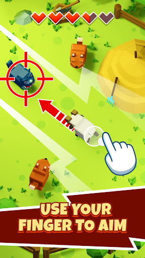 Télécharger Gratuit Sheep Battle: Farm Survival apk mod screenshots 2