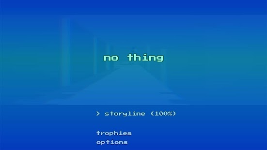 NO THING - Surreal Arcade Trip- screenshot thumbnail