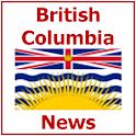 British Columbia News icon