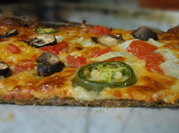 Reduced Carb Pizza Dough Recipe