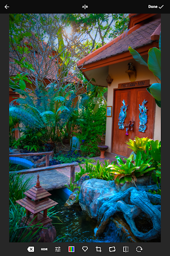 HDR Max - Photo Editor 2.6.1 screenshots 7