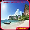 Vacation Destination Ideas icon