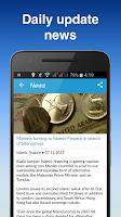Screenshot of Muslim guide Salam Mobile