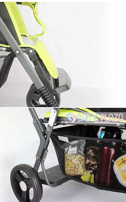 Xe đẩy em bé Seebaby T12