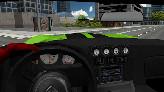 Sports Car City Driving- screenshot thumbnail