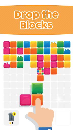 Tetrik: Color Block Puzzle with Reverse Gravity! screenshot 1