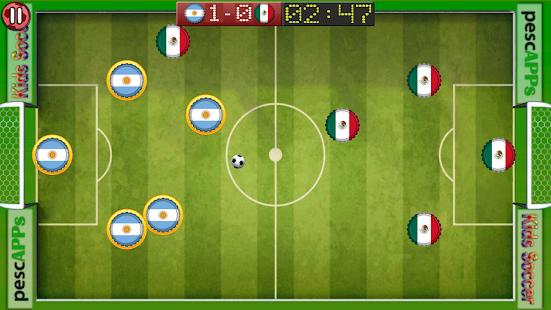 fab00ac2d7 Baixar Futebol crianças 1.0 para Android - Download pescAPPs Futebol ...