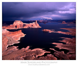 Photo: #ThirstyThursdayPics  Padre Bay and Gunsight Butte, Lake Powell  I did a number of workshop trips run by Nigel Turner (well worth a look at http://www.nigelturnerphotography.com) from the mid 90s to early 2000s and returned a few more times to explore some of the locations in more depth. This was one such occasion when I visited with another UK photographer David Smith and we met up with Nigel and a 4WD vehicle, and explored Romana Mesa and this stunning viewpoint over Lake Powell.  Deardorff 45 Special, Schneider Super Angulon 90mm, Fuji Velvia 50, 1/8s at f45