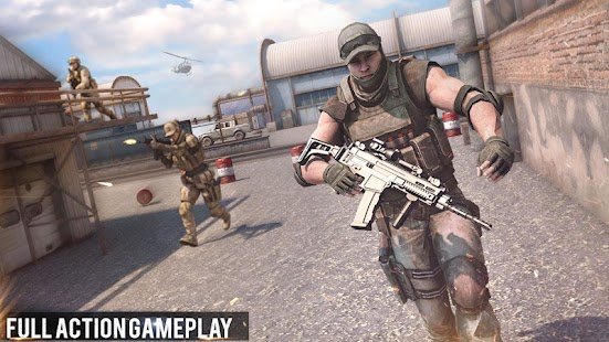 Army Commando Playground - New Action Games 2020 Screenshot