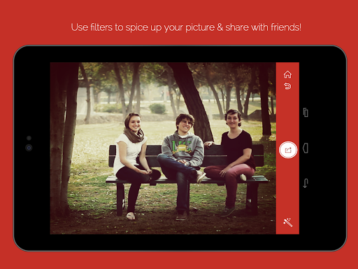 Groopic for android now available for free on google play store.