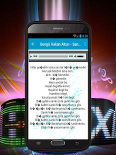 Bengu - Sanki şarkı sözleri 2017 - náhled