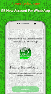GB WhatsuApp - náhled