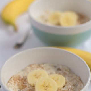 Breakfast Banana Boost