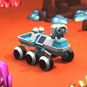 Space Rover: Planet mining icon