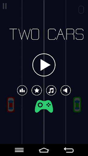 Two Cars - Rush and Clash