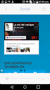 la voz del cacique- screenshot thumbnail