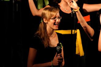 Photo: A Magyar Continental Singers 2011-es, Fényedre várva című koncertjének házigazdái volt a Paksi Pünkösdi Gyülekezet. A VMK színháztermében tartott előadásra idén közel 300-an voltak kíváncsiak.