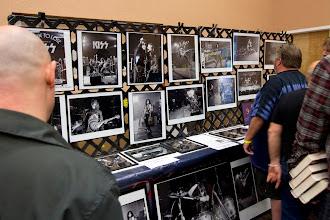 Photo: Photographer Len Delesio's booth