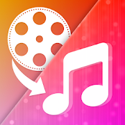 Video to Audio - Mp3 Converter, Ringtones