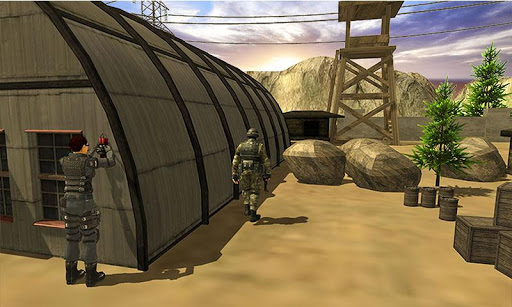 Secret Agent US Army Mission 1.0.29 Apk for Android 3