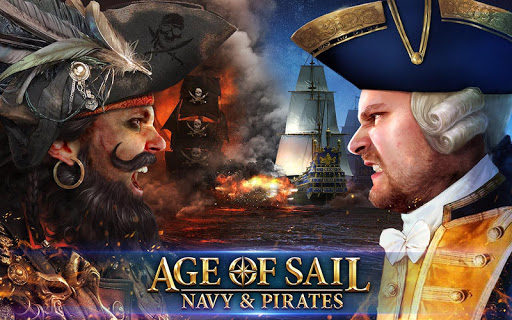 Age of Sail: Navy & Pirates apktreat screenshots 1
