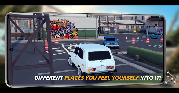 Parking: Revolution Car Zone 3