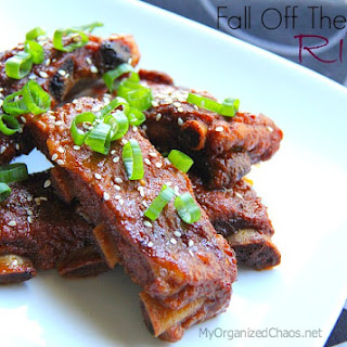 Fall Off The Bone Ribs.