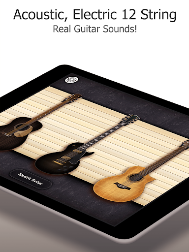 Real Guitar Free - Chords, Tabs & Simulator Games screenshot 10