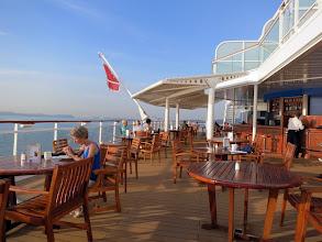 Photo: Sunset Bar deck 10