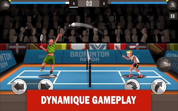 Badminton League APK screenshot thumbnail 14